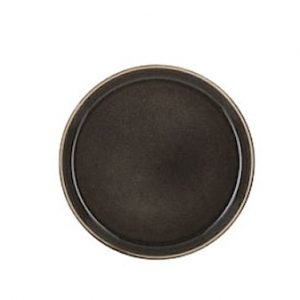 Gastro lautanen Ø 21 cm harmaa/harmaa