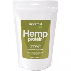 Luomu Hamppuproteiini 500g - 20% alennus