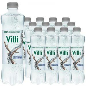 Hiilihapotettu Lähdevesi 12kpl - 52% alennus