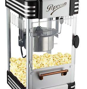 Popcornkone Retro Musta Edt