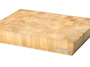 Leikkuulauta kumipuu 48x36x7,3 cm