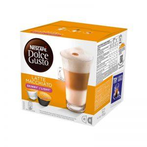 """Kahvikapselit """"Latte Macchiato"""" 16 kpl - 46% alennus"""