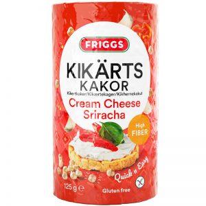 Kikhernekakut Cream Cheese & Sriracha - 49% alennus
