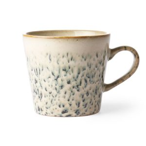 Ceramic 70's Cappuccino Muki Hail