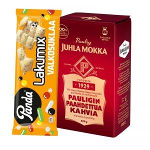 Kahvia & Suklaata - 64% alennus