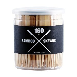 Bamboo Grillivarras 160kpl K: 9cm