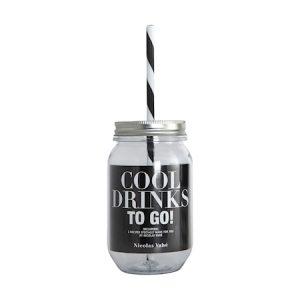 COOL DRINKS Vesipullo pillillä 55cl