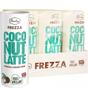 Kahvikookosjuomat Coconut Latte 12kpl - 65% alennus