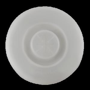 Silikonikansi 9 cm Valkoinen