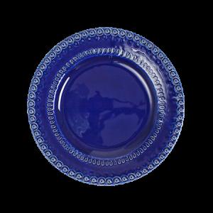 DAISY Jälkiruokalautanen Tummansininen 22 cm
