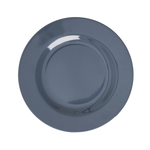 Asetti Melamiini 20 cm Tummanharmaa