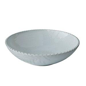 Syvä Lautanen 24 cm Valkoinen
