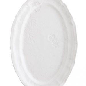 Vati Ovaali Valkoinen