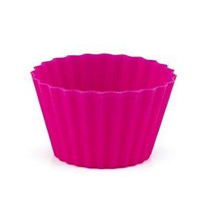 Toffeevuoat 40 kpl Silikoni Vaaleanpunainen