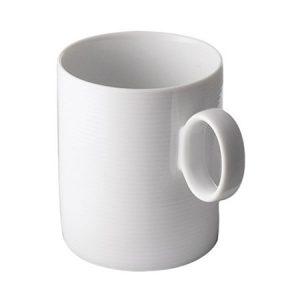 Loft Valkoinen Muki kahvalla 38 cl