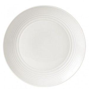 Maze Lautanen Valkoinen 28 cm
