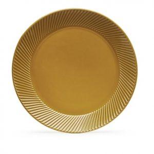 Coffee & More lautanen keltainen 20 cm