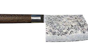 Kuro Sakata Lihakirves 14 cm 67 kerrosta damascus-teräs puulaatikossa