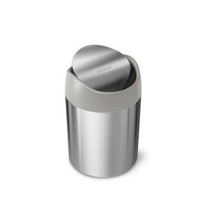 Mini Roska-astia Ruostumaton Teräs 1,5 l