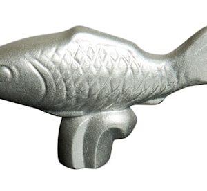Nuppi ruostumatonta terästä, kala