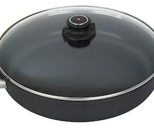 XD Sauteuse-pannu Kannella 32 cm Alumiini Musta