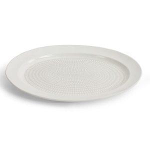 Drop Tarjoiluvati Valkoinen 33 cm
