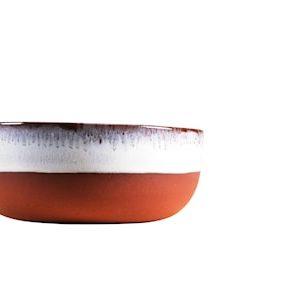 Kulho 10 cm Pilkukas Valkoinen