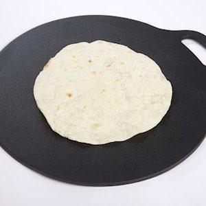 Pizzakivi Emaloitu Valurauta 38 cm