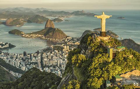 Paquetes al Brasil