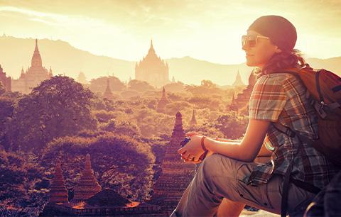 Paquetes turísticos a Asia y Pacífico Sur