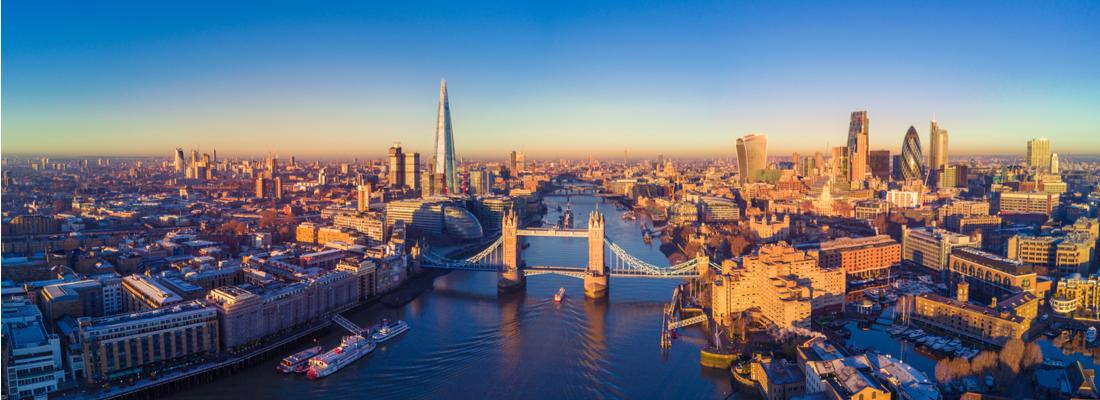 Londres y Paris con lo mejor de Italia