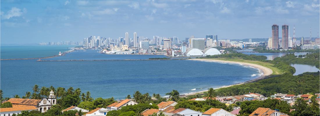 ENERO en Recife!