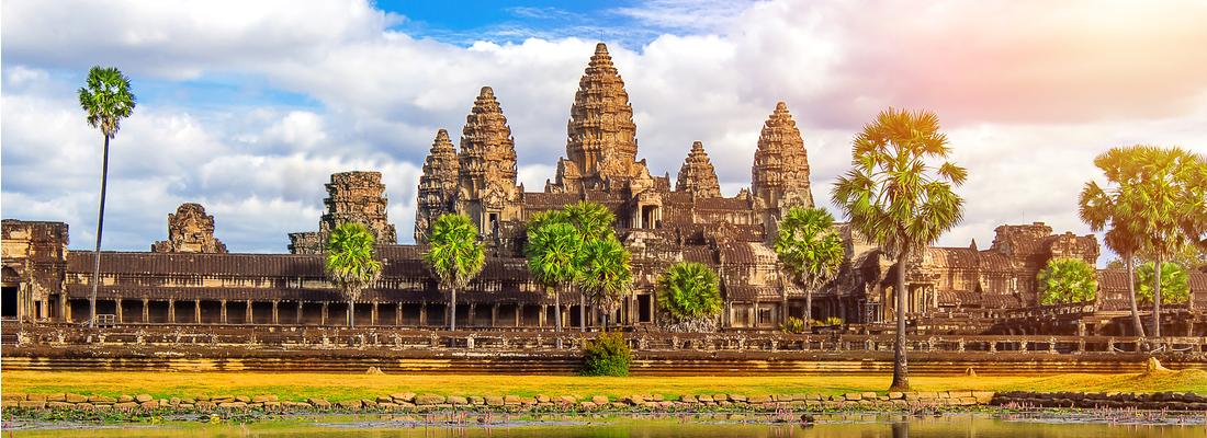 Bangkok, Vietnam y Camboya