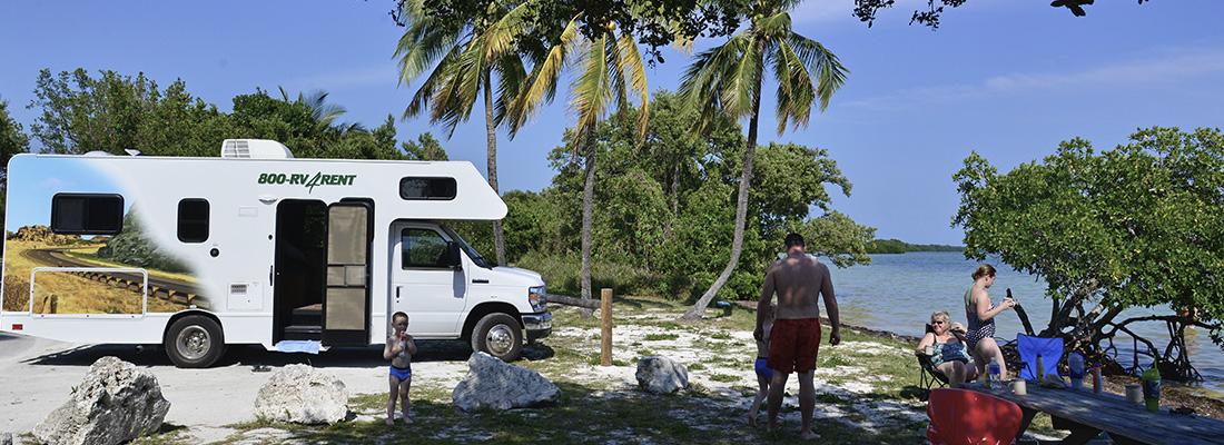 Florida: Cayos y Orlando en Motorhome