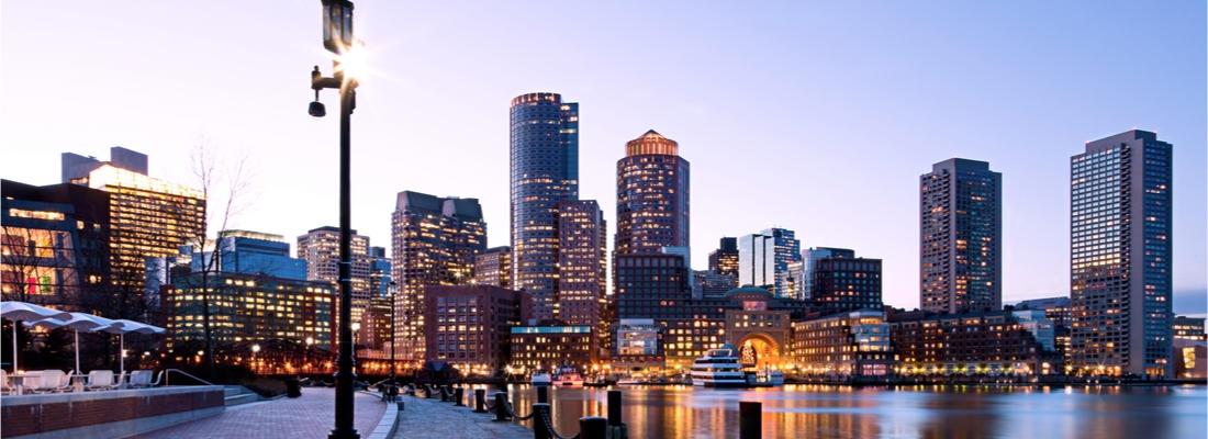 Boston & Niágara Falls