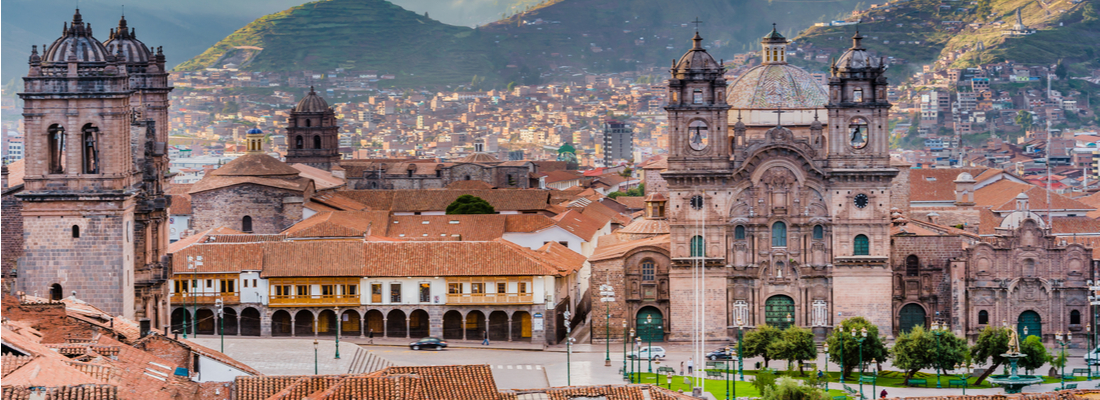 Perú Express - ¡PAQUETE FLEXIBLE!