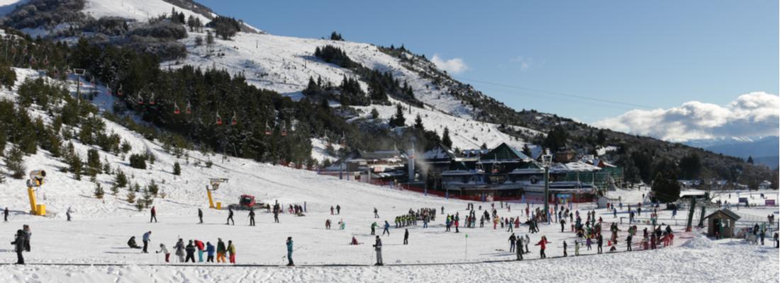 Ski en Cerro Catedral - Bariloche