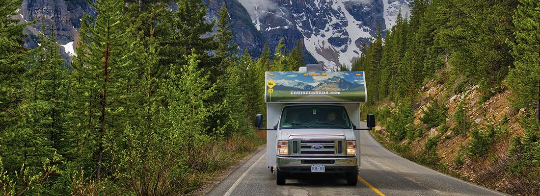 Maravillas de Alaska en Motorhome