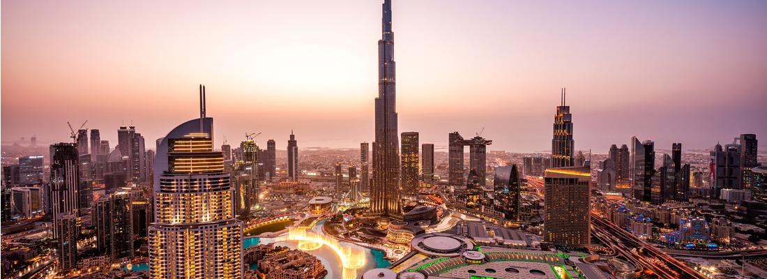 Recorré Dubai y la Expo