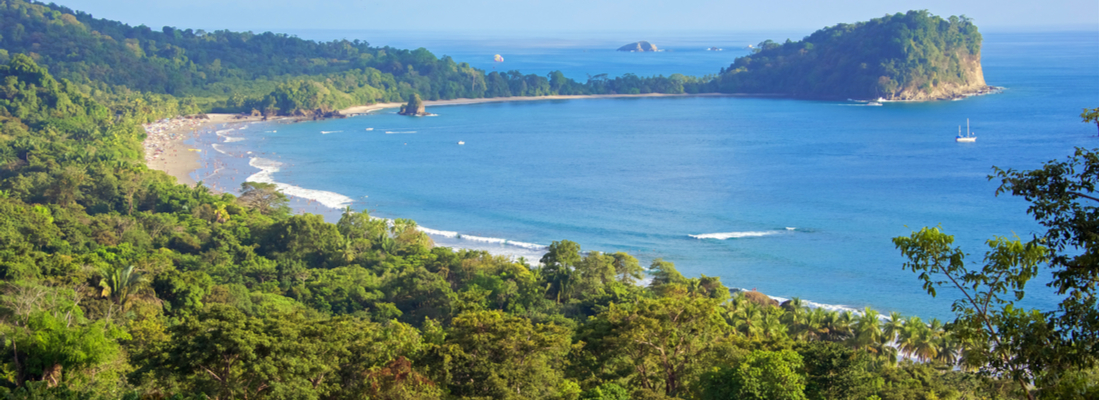Costa Rica - ¡Playa & Naturaleza!