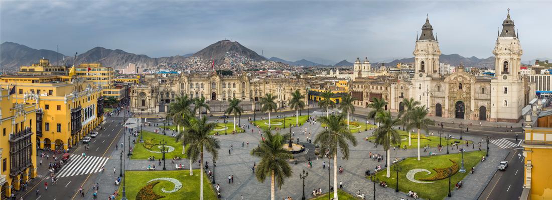 Descubrí Lima