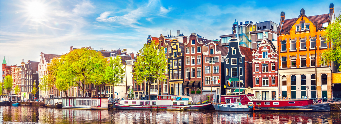 Londres, Amsterdam y Capitales Imperiales