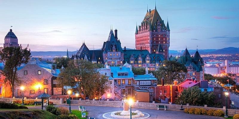 New York & Canadá