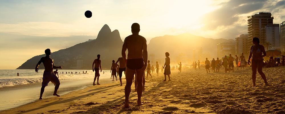 Verano en Río de Janeiro!