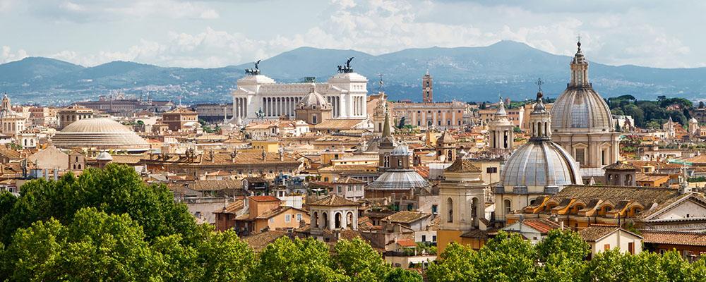 Roma, Florencia & Venecia