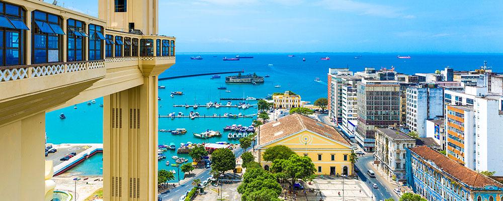 Salvador de Bahía - ¡City Tour de Regalo!