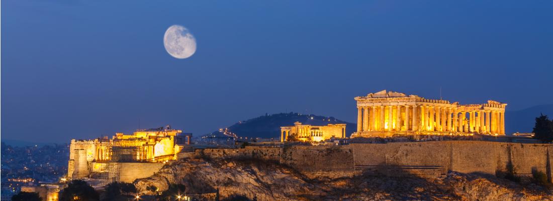 Grecia, Sur de Italia con Sorrento