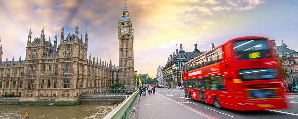 Maravillas de Reino Unido