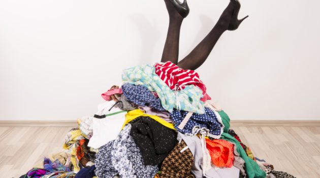 Saving Your Wardrobe with Vinegar, a Hairdryer… and More!
