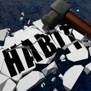 4 Steps to Break ANY Bad Habit